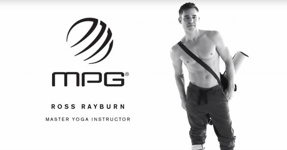 Yogatherapie mit Ross Rayburn