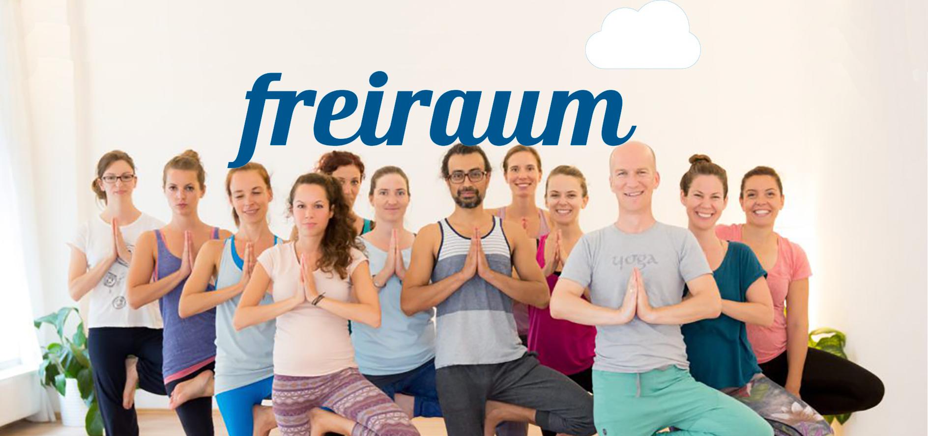 200 h 300 h Yoga Teacher Training Freiraum