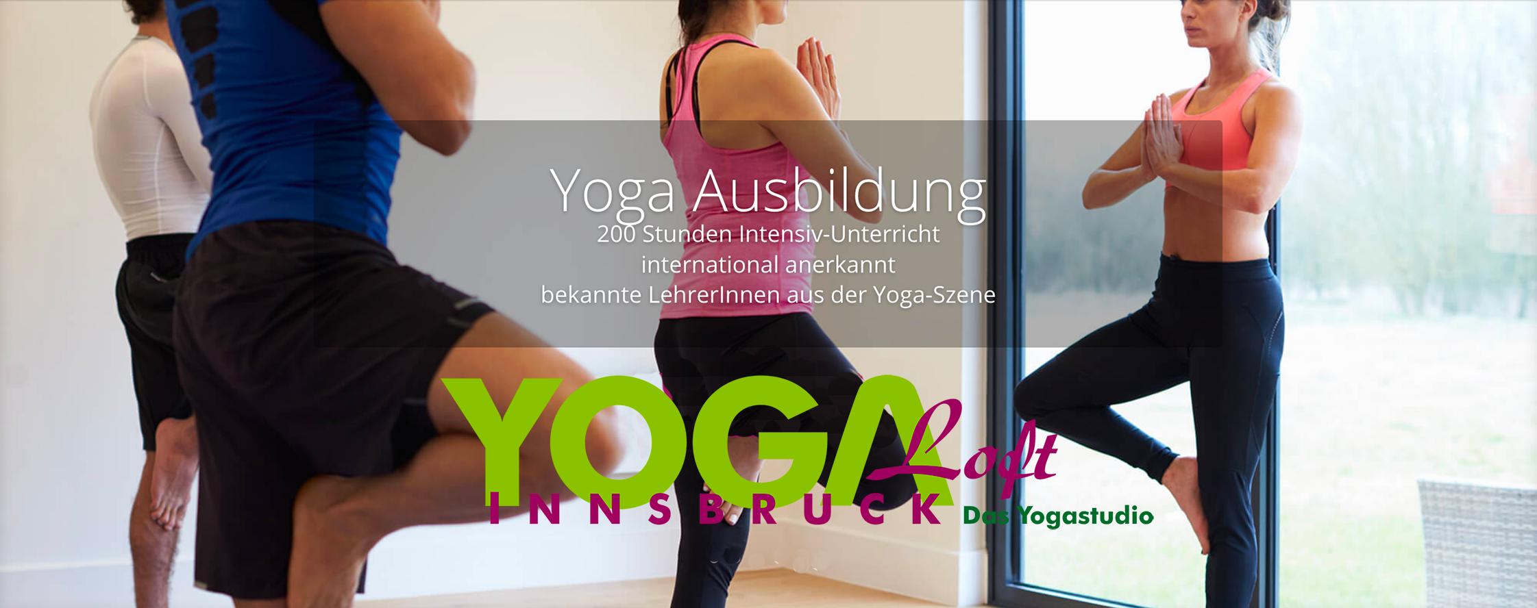 Yogaloft Innsbruck Teacher Training