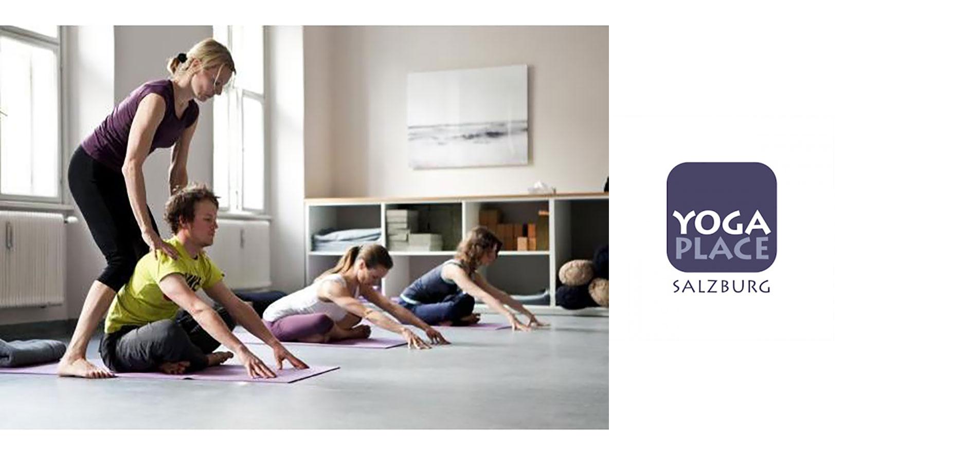 Yogaplace Salzburg Ausbildung