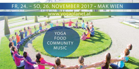 Yogaplanet Messe Wien 2017