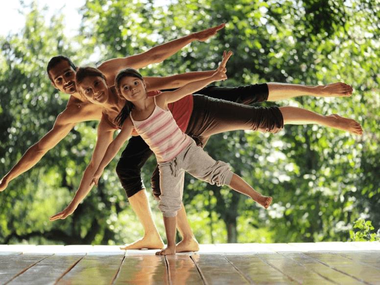 Das JUFA Hotel Knappenberg –Yoga-Urlaub für die ganze Familie