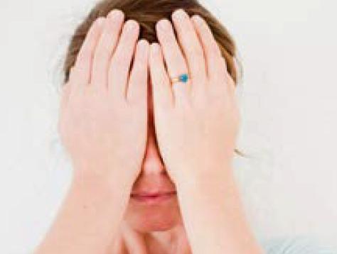 Wohltuende Augenentspannung: Palmieren