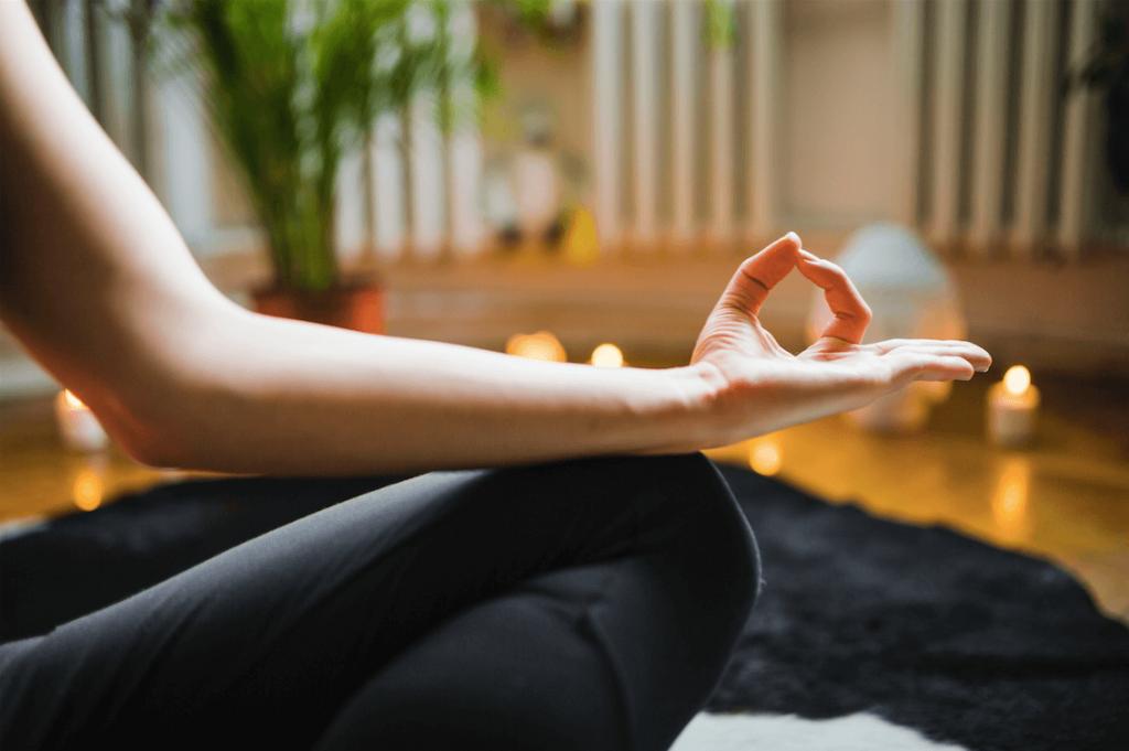 Chin Mudra – ein Mudra, das unter anderem die Konzentration fördert