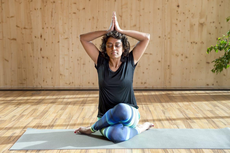 yogazeit im Quellenhof mit Nayana