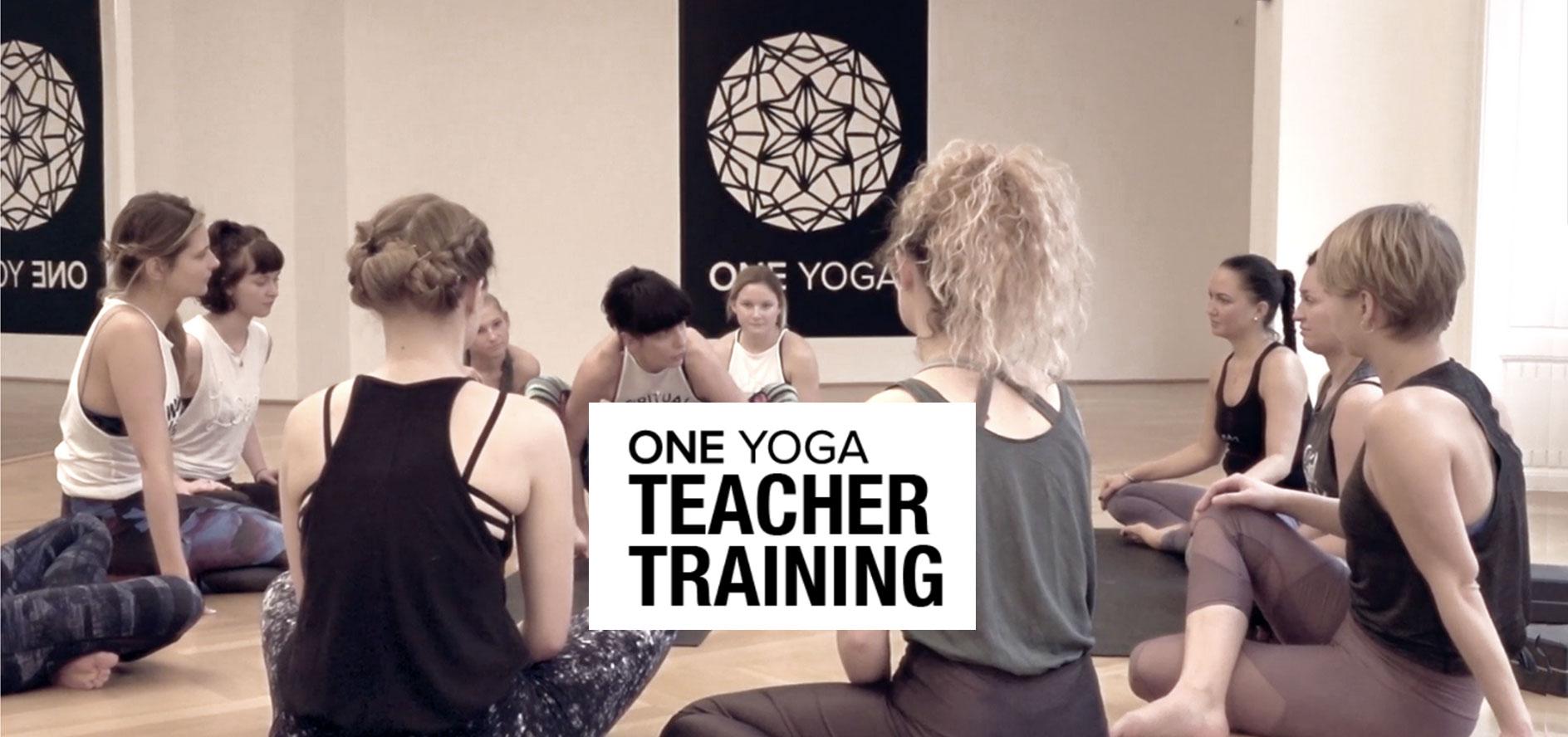 One Yoga Teacher Training