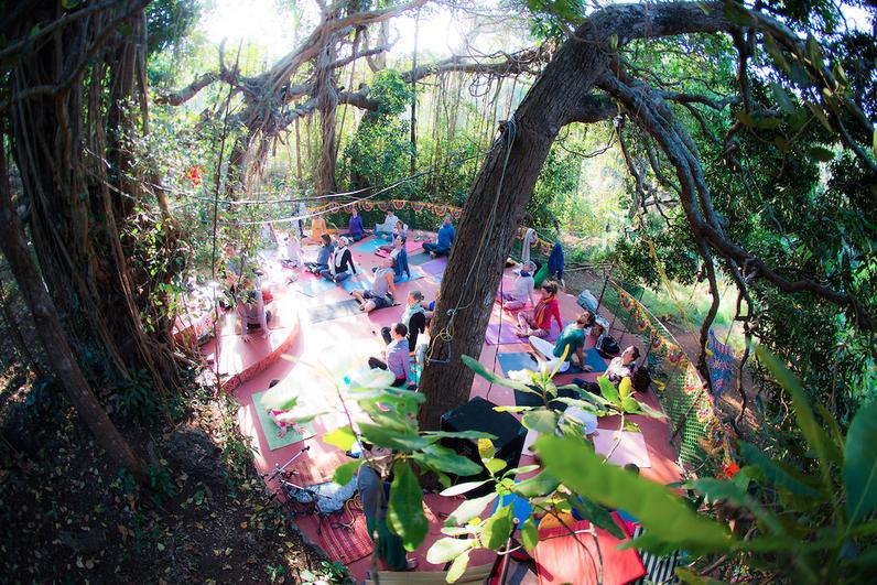 200 Stunden Yoga Ausbildung in Indien (Goa)