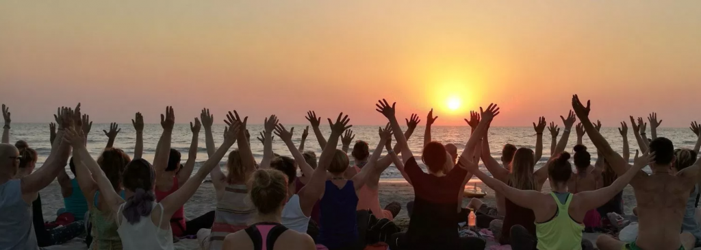 Yoga Ausbildung Indien
