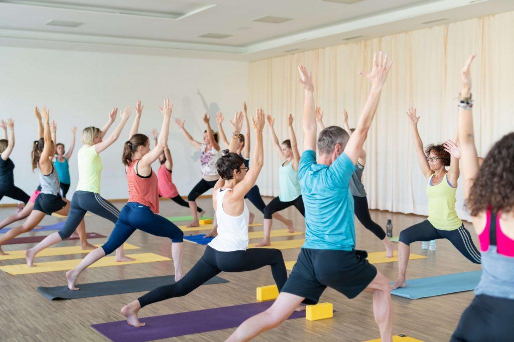 Villa Vitalis Yoga Urlaub