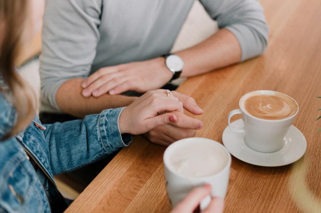 Verstärke Empathie, indem du wiederholst, was der Gesprächspartner gerade gesagt hat.