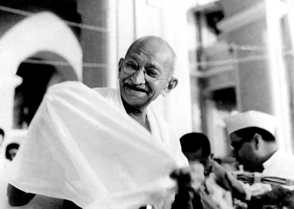 Mahatma Gandhi –Sieben Lektionen der Großen Seele