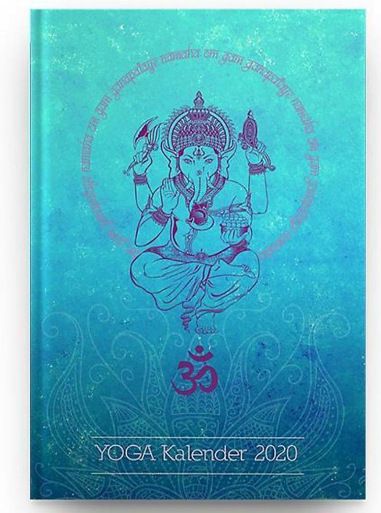 Der Yogataschenkalender 2020