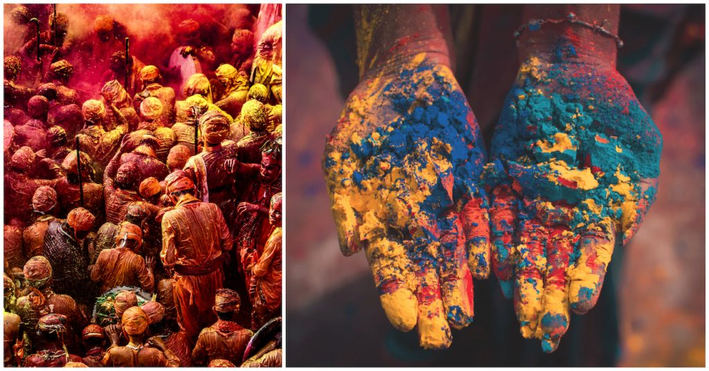 Holi - Das Festival der Farben