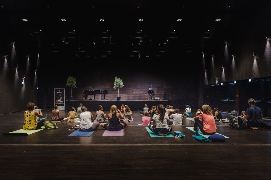 yoga.tage Kufsteinerland – Copyright: Caroline Tegethoff