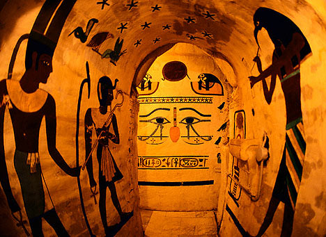 Tempel of Humanind Eingang