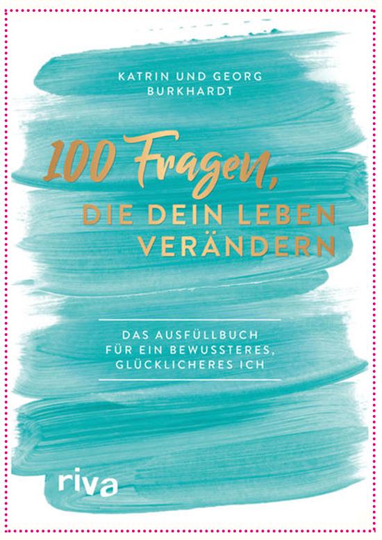 Buchcover 100 Fragen, die dein Leben verändern