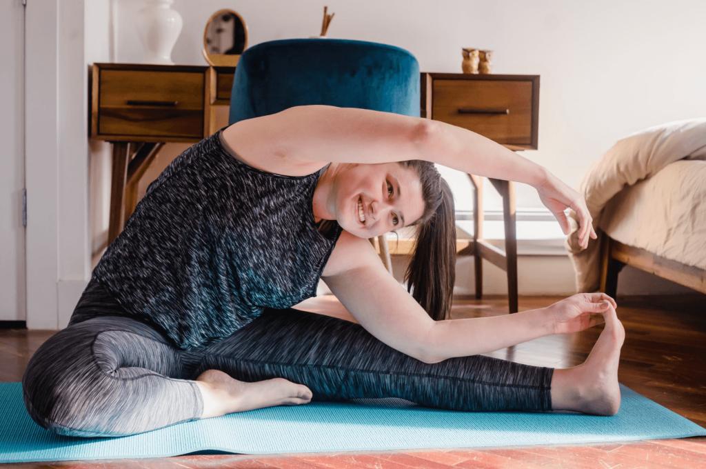 Humor auf der Yogamatte – eine hocheffektive Entspannungsübung!