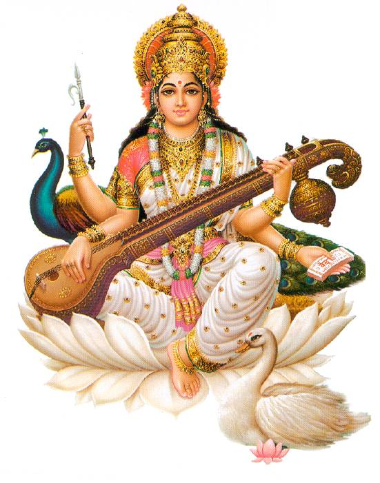 Sarasvati Pratibha